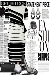 fashion with stripes