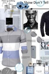 Men fashion!