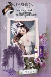 Violet spring!