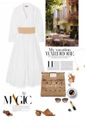 White summer dress No2