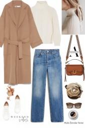 Camel Coat - weekend edit