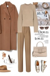 How to wear Camel No2