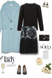 Midi dress Lady Edition