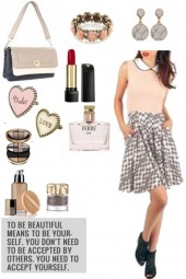 DRESS UP OR DOWN -PREPPY