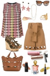 REBECCA'S STYLE -SUMMER BROWNS