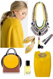 MUSTARD STYLE FOR WORK