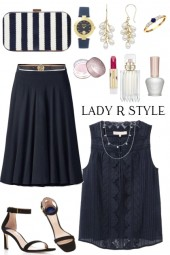 FALL STYLE BY LADY R -CLASSY DAY