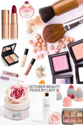 OCTOBER BEAUTY PICKS