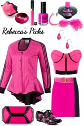 A Girls Night Out Pink Clubbing