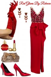 Red Gloves Formal