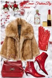 Snow Fashion Fur