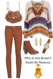 Who Is Into Brown
