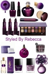 Beauty Obsessed In Purple