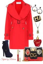 EndGame Red Coat