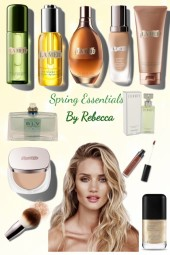 Spring Essentials Beauty Picks3/20