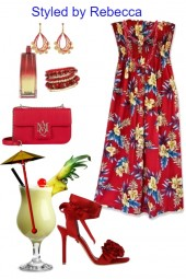 Tropical Drinks and style