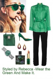 Wear The Green And Make It