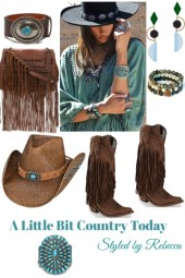 A Little Bit Country Today