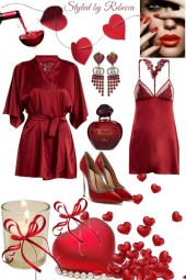 Romantic Reds For The Red Blooded