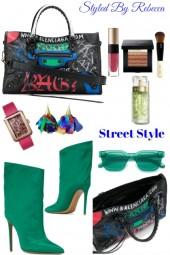 Street Style Boot Ready