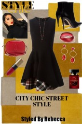 CITY CHIC STREET STYLE