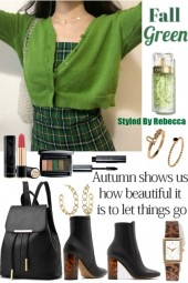 Fall Green For Cool Days
