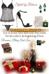Romance ,Bling, And Love