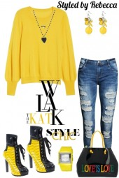 Yellow Top Day