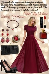 Poems And Fashion -Beauty Of Woman
