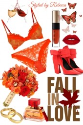 Fall Romance-Fall in Love Night