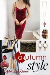 Autumn Style Velvet