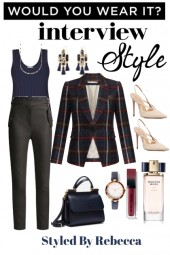 Would You Wear It -Interview Style