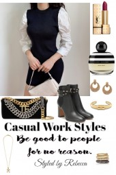 Casual work Styles-10/22