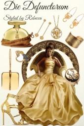 Die Defunctorum in Gold