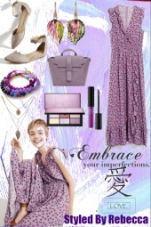 EMBRACE PURPLE DRESSES