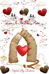 Love Is In The Air -Kitty Love