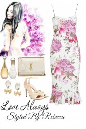 Love Always For Floral