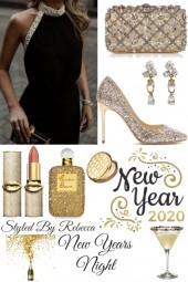 New Years Night -Make It Gold