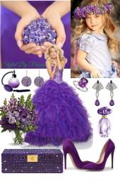 Wedding Purple