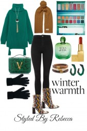 WINTER WARMTH- 1/14/20