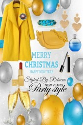 Christmas YELLOW-1/18