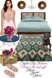 Home Sweet Home-Bedroom