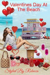 Valentines Day At The Beach