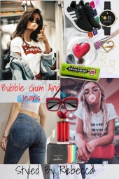 Bubble Gum And Jeans