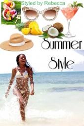 Summer style- Fun In the Sun!