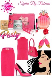 Party Pink-Friday Look