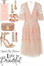Dinner in Sweet lace