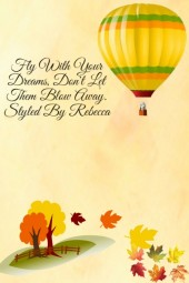 Fly With Your Dreams