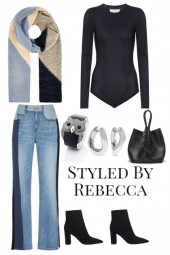 Street Jeans With Flare