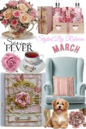 Home Cozy Spring Style For March